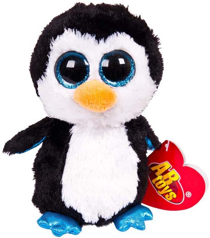 ABtoys Мягкая игрушка Пингвин 15 см