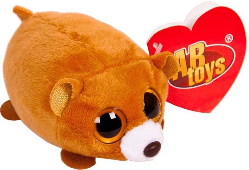 ABtoysМягкая игрушка Медвежонок 10 см ABtoys