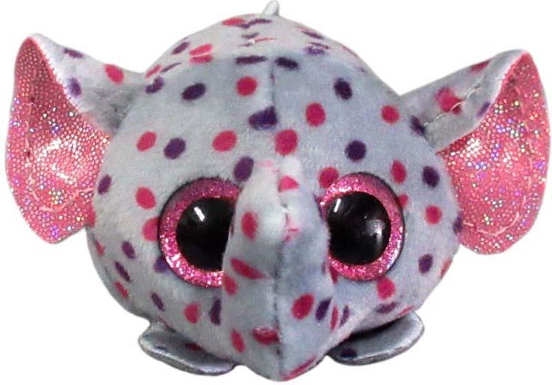 Teddy Мягкая игрушка Слоненок 10 см teddy мягкая игрушка собака в голубом пиджаке 18 см
