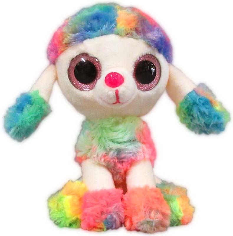 Teddy Мягкая игрушка Пудель 15 см teddy мягкая игрушка собака в голубом пиджаке 18 см