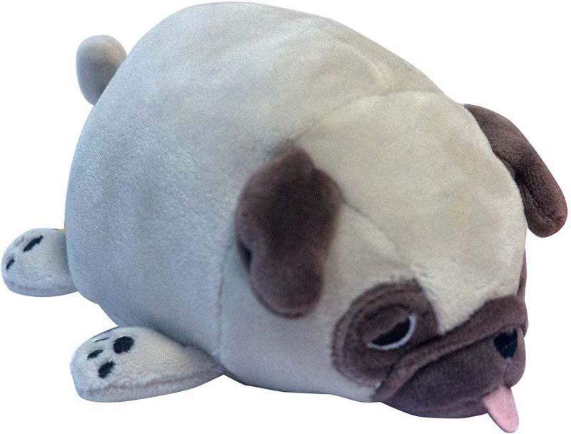 Teddy Мягкая игрушка Мопс 13 см teddy мягкая игрушка собака в голубом пиджаке 18 см