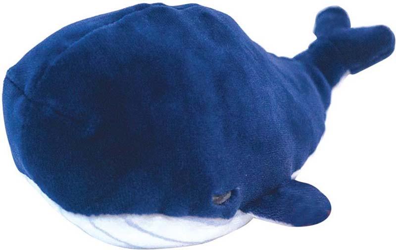 Teddy Мягкая игрушка Кит 13 см teddy мягкая игрушка собака в голубом пиджаке 18 см