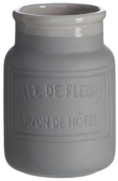 Стакан для зубных щеток Marseille серый