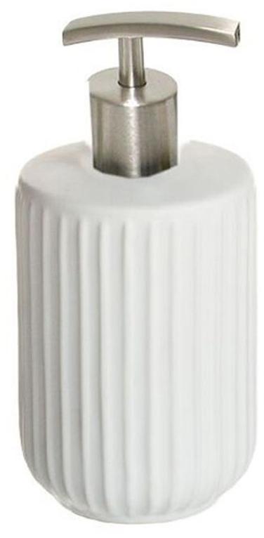 Дозатор для жидкого мыла Manhattan 400мл белый