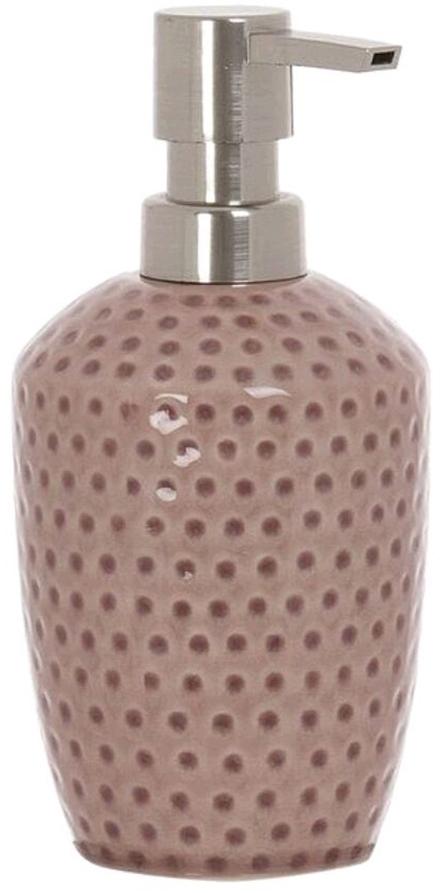 Дозатор для жидкого мыла Misty 400мл розовый