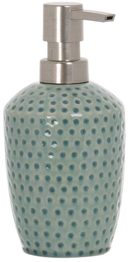 Дозатор для жидкого мыла Misty 400мл бирюзовый