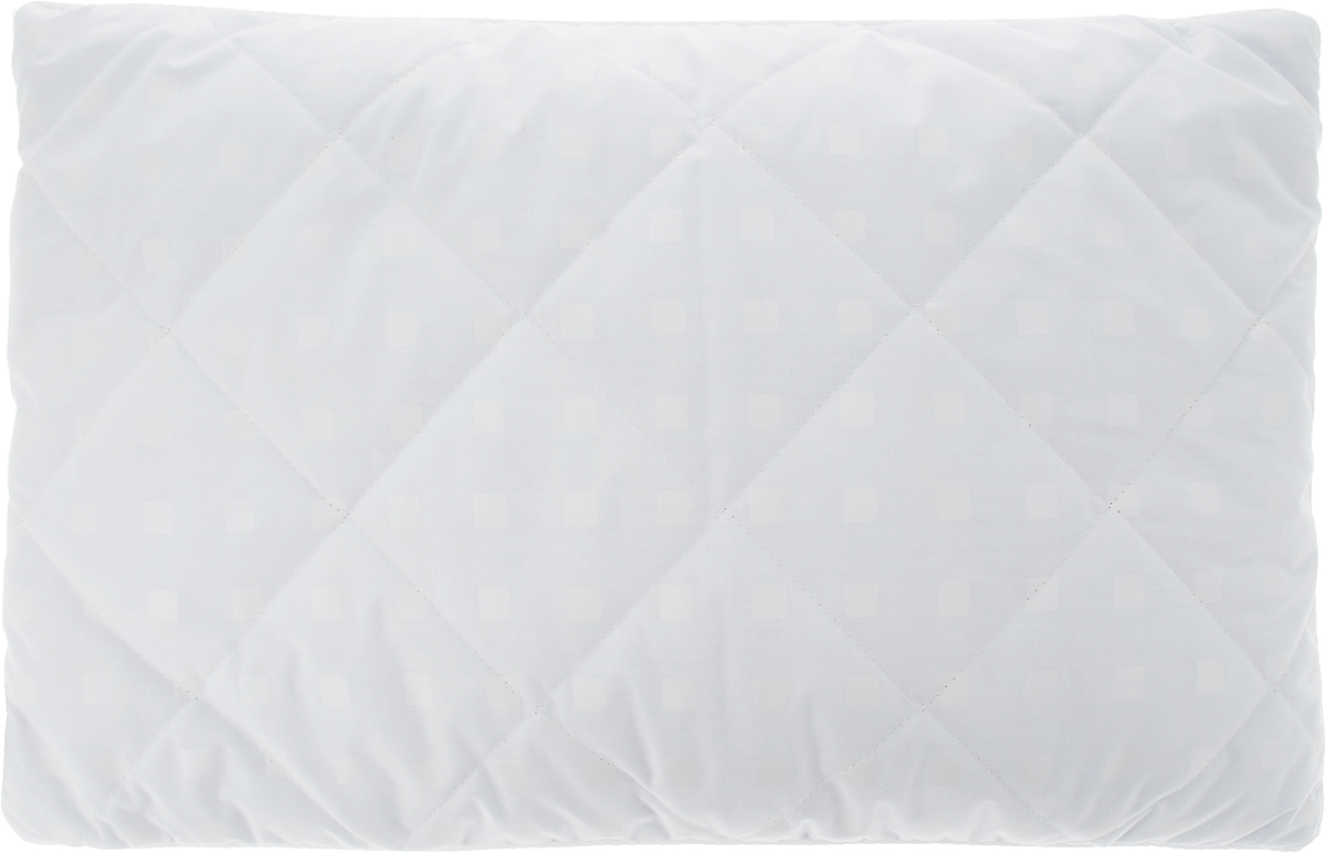 Подушка Bio-Teхtiles Сила природы, наполнитель: лузга гречихи, цвет: белый, 40 х 60 см bio textiles подушка детская малышка наполнитель лузга гречихи цвет голубой 40 х 60 см m032