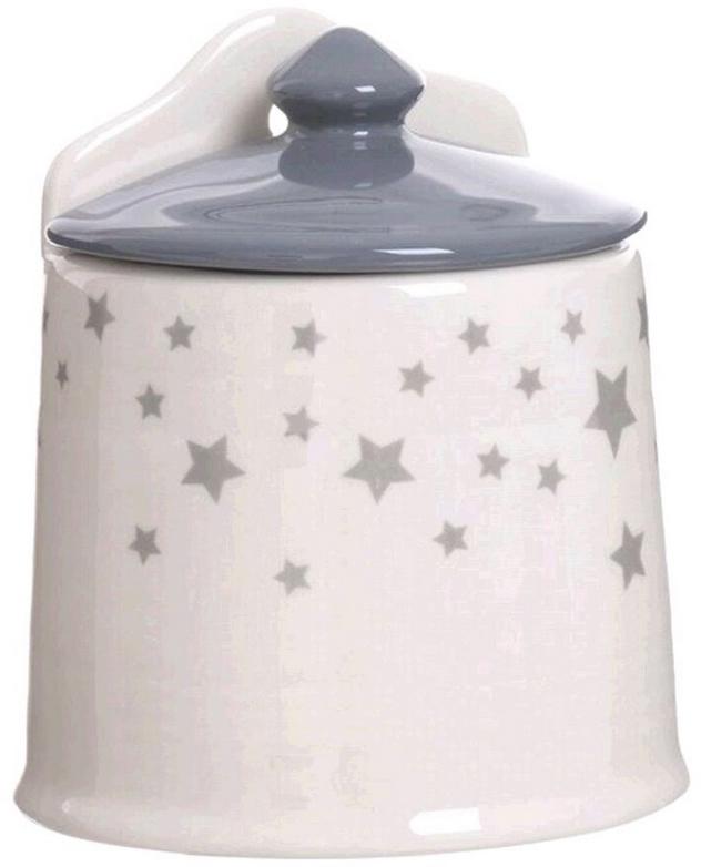 """Солонка """"Little Things"""" отлично впишется в интерьер вашей кухни. Хранение продуктов станет очень удобным. Солонка изготовлена из керамики."""
