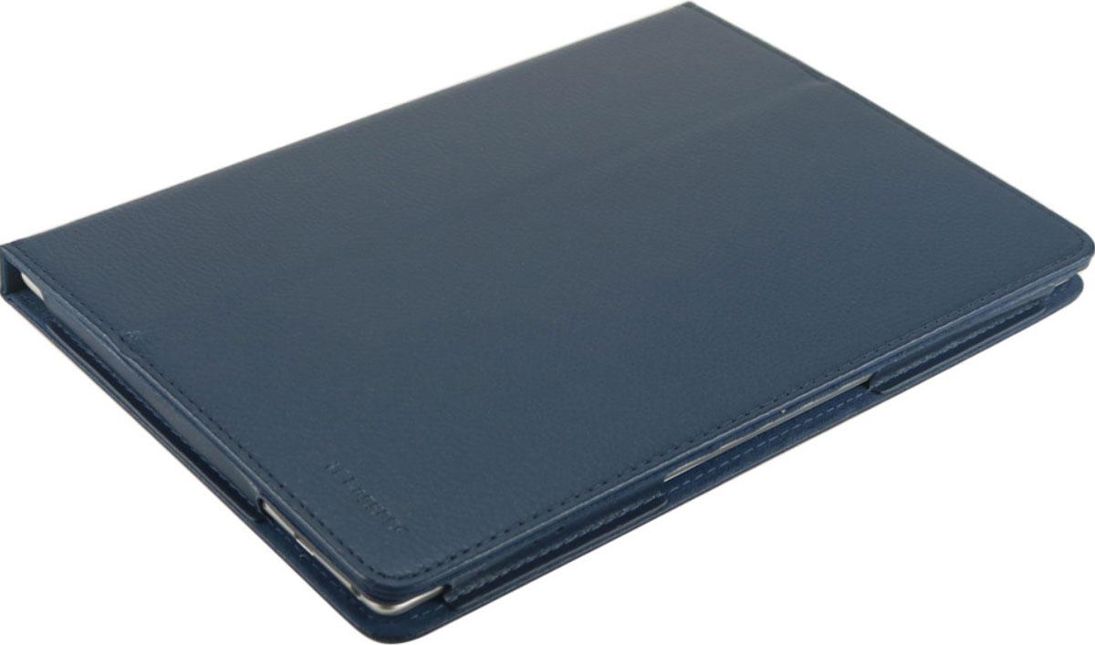 IT Baggage чехол для Lenovo Tab 4 10 TB-X704L Plus, Blue чехол it baggage для планшета lenovo tab 4 tb x304l 10 синий itlnt410 4