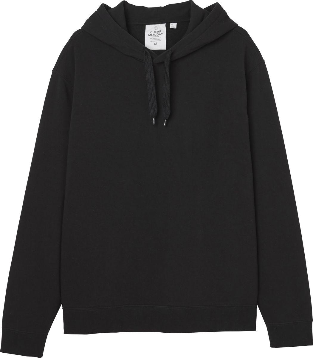 Толстовка мужская Cheap Monday, цвет: черный. 0553185. Размер XS (44) cheap monday шарф