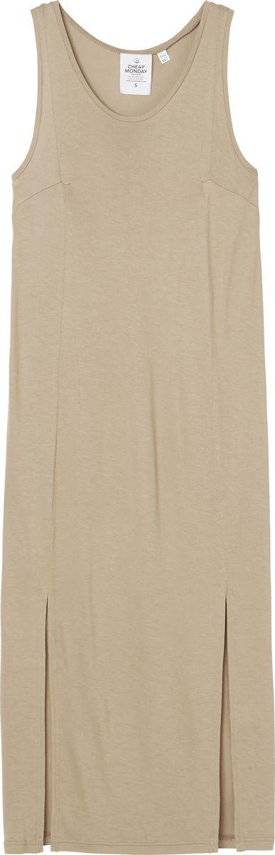 Платье Cheap Monday, цвет: бежевый. 0515792. Размер XS (40) cheap monday шарф