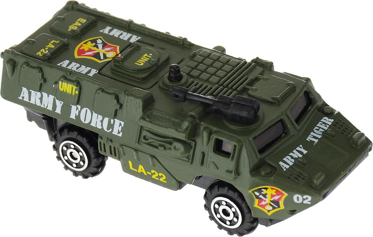 Pioneer Toys Машинка Street Machine Armi Force цвет хаки