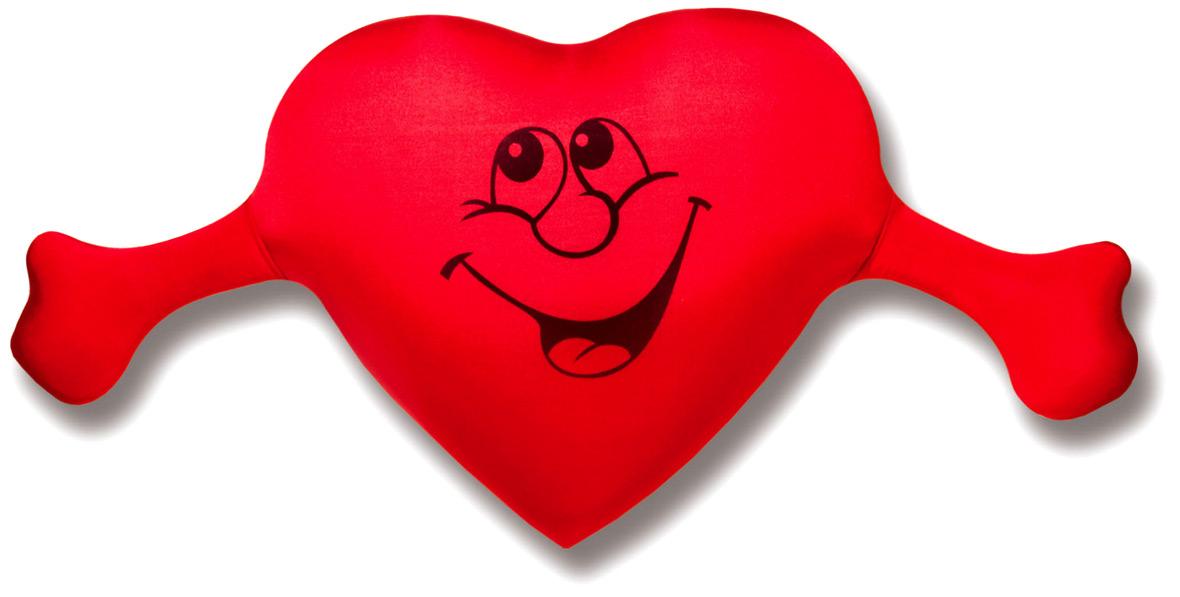 Подушка антистрессовая Штучки, к которым тянутся ручки Сердце с руками, цвет: красный, 40 x 35 см08асс01ивАнтистрессовая подушка из эластичного трикотажа с наполнителем из вспененного полистирола. Мягкий и приятный на ощупь материал, наполнитель вспененный полистирол - абсолютно безопасный и гипоаллергенный. Подушка - антистресс станет идеальным подарком для любого вашего знакомого, независимо от возраста! Размер 40*35 см.