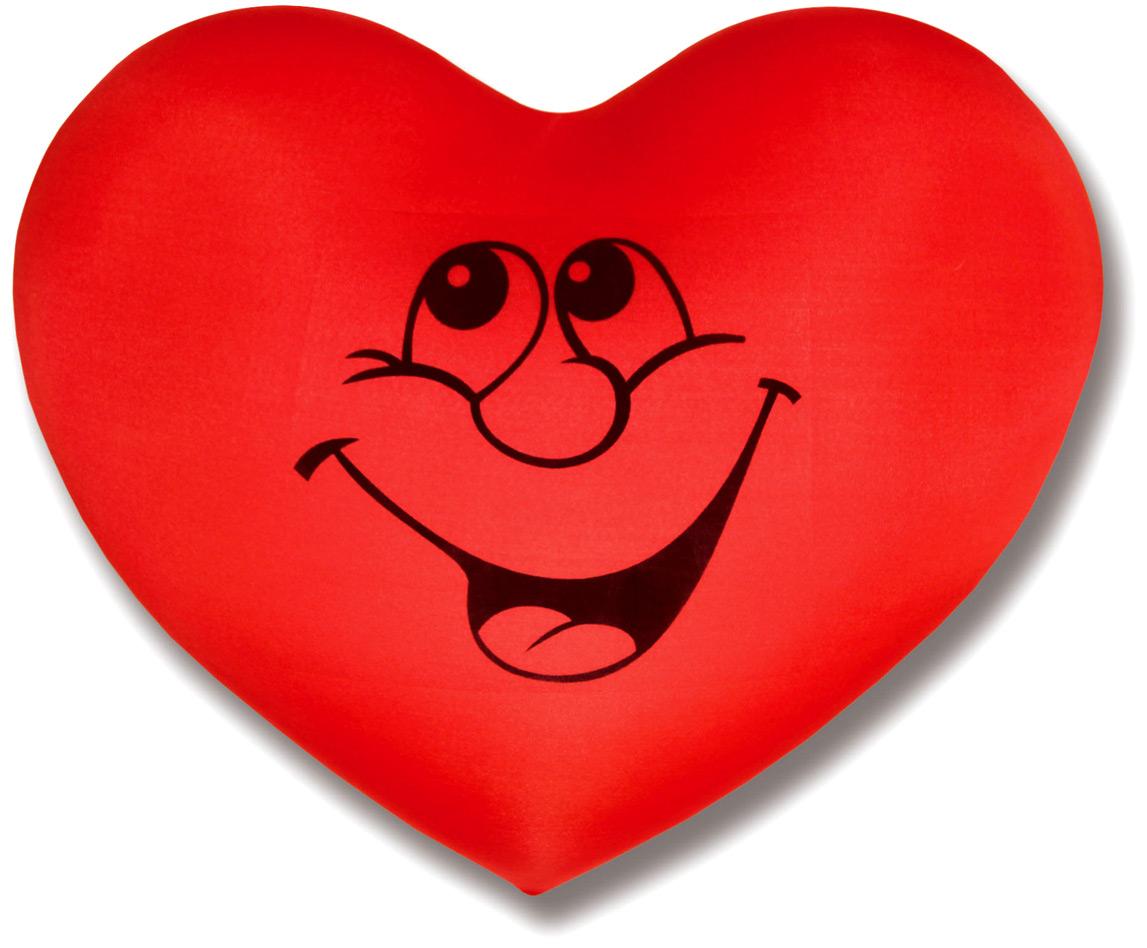 Подушка антистрессовая Штучки, к которым тянутся ручки Сердце, цвет: красный, 40 x 35 см08асс02ивАнтистрессовая подушка из эластичного трикотажа с наполнителем из вспененного полистирола. Мягкий и приятный на ощупь материал, наполнитель вспененный полистирол - абсолютно безопасный и гипоаллергенный. Подушка - антистресс станет идеальным подарком для любого вашего знакомого, независимо от возраста! Размер 40*35 см.
