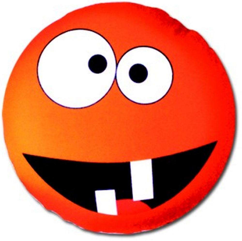 Подушка антистрессовая Штучки, к которым тянутся ручки Смайл-мордочки, цвет: оранжевый, 31 x 31 см13асп24ив-3Антистрессовая подушка из эластичного трикотажа с наполнителем из вспененного полистирола. Мягкий и приятный на ощупь материал, наполнитель вспененный полистирол - абсолютно безопасный и гипоаллергенный. Подушка - антистресс станет идеальным подарком для любого вашего знакомого, независимо от возраста! Размер 31*31 см.
