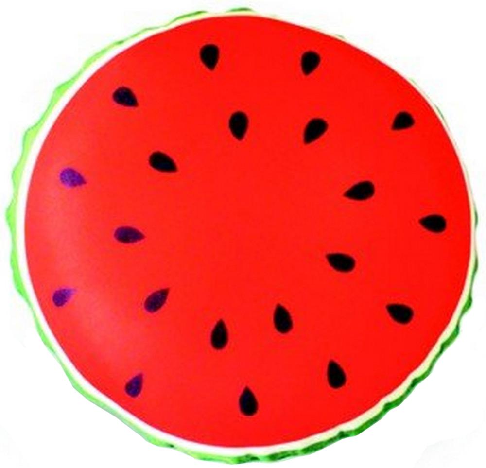 Подушка антистрессовая Штучки, к которым тянутся ручки Смайл-фрукты. Арбуз, цвет: красный, 31 x 31 см13асп21ив-5Антистрессовая подушка из эластичного трикотажа с наполнителем из вспененного полистирола. Мягкий и приятный на ощупь материал, наполнитель вспененный полистирол - абсолютно безопасный и гипоаллергенный. Подушка - антистресс станет идеальным подарком для любого вашего знакомого, независимо от возраста! Размер 31*31 см.