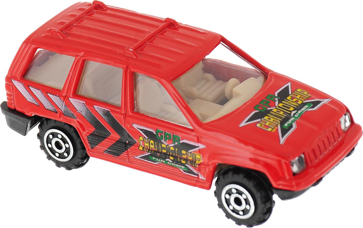 Pioneer Toys Машинка Street Machine Championship цвет красный