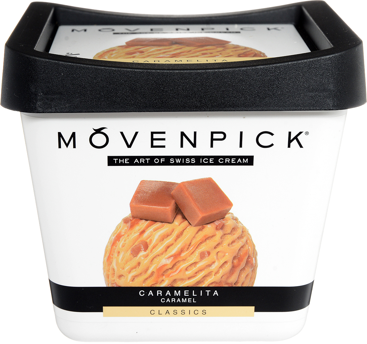 Movenpick Мороженое Карамель, 900 мл movenpick мороженое фисташковое 900 мл