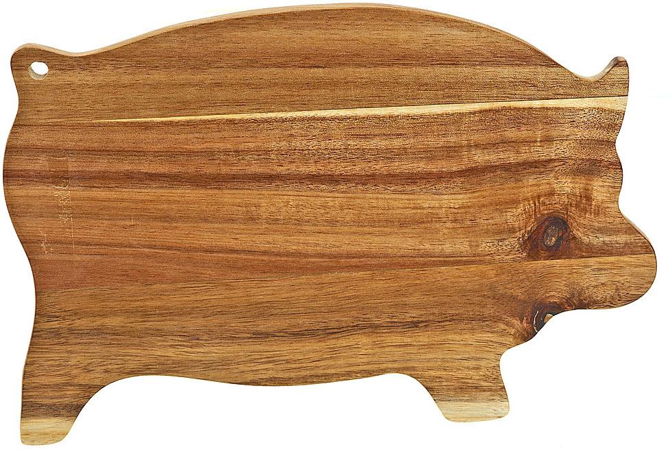 """Разделочная доска """"Best Home Kitchen"""" изготовлена из высококачественной древесины.Функциональная и простая в использовании, разделочная доска отлично впишется в интерьер любой кухни и прослужит вам долгие годы."""