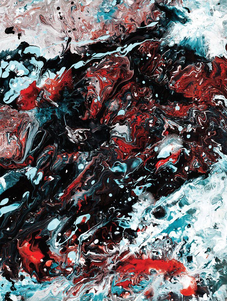Постер Красота в Деталях Солярис-2, 61 х 46 смKVD.PRT.000.00.22Постер с яркой абстракцией станет отличным украшением интерьера. Рама не входит в стоимость. Превью является примером размещения в интерьере.