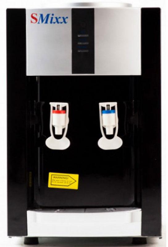 SMixx 16T/E, Black Silver кулер для воды кулер для воды lesoto 16 l c e blue silver