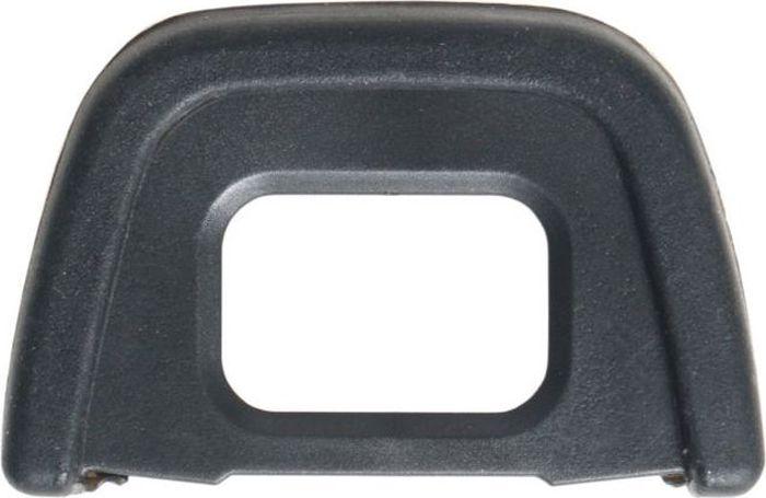 Fujimi FEC-DK-23, Black наглазник для NikonFEC-DK-23Fujimi FEC-DK-23 - наглазник для Nikon. Он изготовлен из пластика и имеет резиновую рамку, благодаря которой позволяет без проблем фотографировать в очках. Совместимость: D300; D300s; D5000; D7100; D7200.