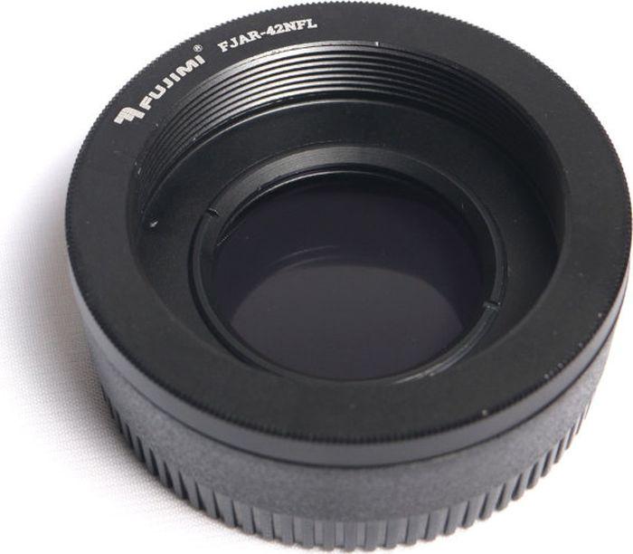 Fujimi FJAR-42NFL, Black переходник для объектива Nikon