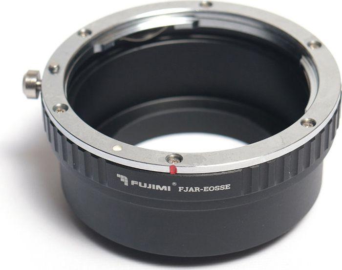 Fujimi FJAR-EOSSE, Black переходник для объектива Canon EOS - Sony NEX fujimi canon fbhb45
