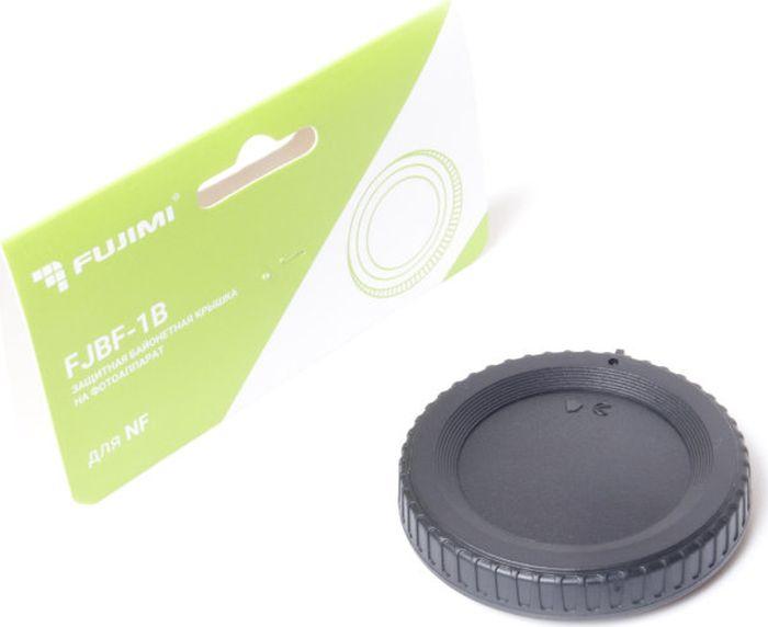 Fujimi FJBF-1B, Gray крышка байонетная для Nikon NF