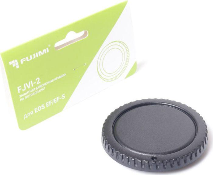 Fujimi FJVI-2, Gray крышка байонетная для Canon EOS EF/EF-S fujimi canon fbhb45