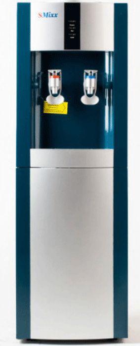 SMixx 16LD/E, Blue Silver кулер для воды кулер для воды smixx 16lw e