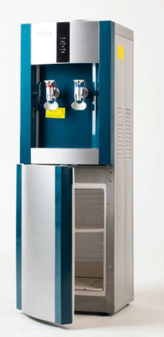 SMixx 16L-B/E, Blue Silver кулер для воды smixx 09 l silver кулер для воды