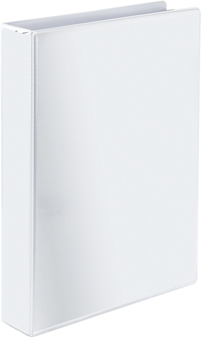 Brauberg Папка цвет белый 223535223535Папка Brauberg идеальна для хранения любых документов, прозрачный карман на верхней крышке и торце позволяет создать индивидуальную обложку.