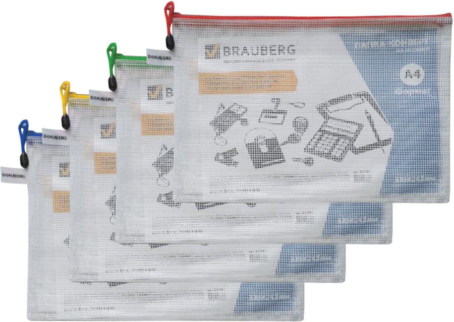 Brauberg Папка-конверт Segment цвет прозрачный 223886223886Папка-конверт Brauberg Segment используется для транспортировки и хранения документов, билетов, различных мелких предметов. Обеспечивает защиту от повреждений, проникновения влаги и пыли. Папка удобна в командировках, деловых поездках, путешествиях.