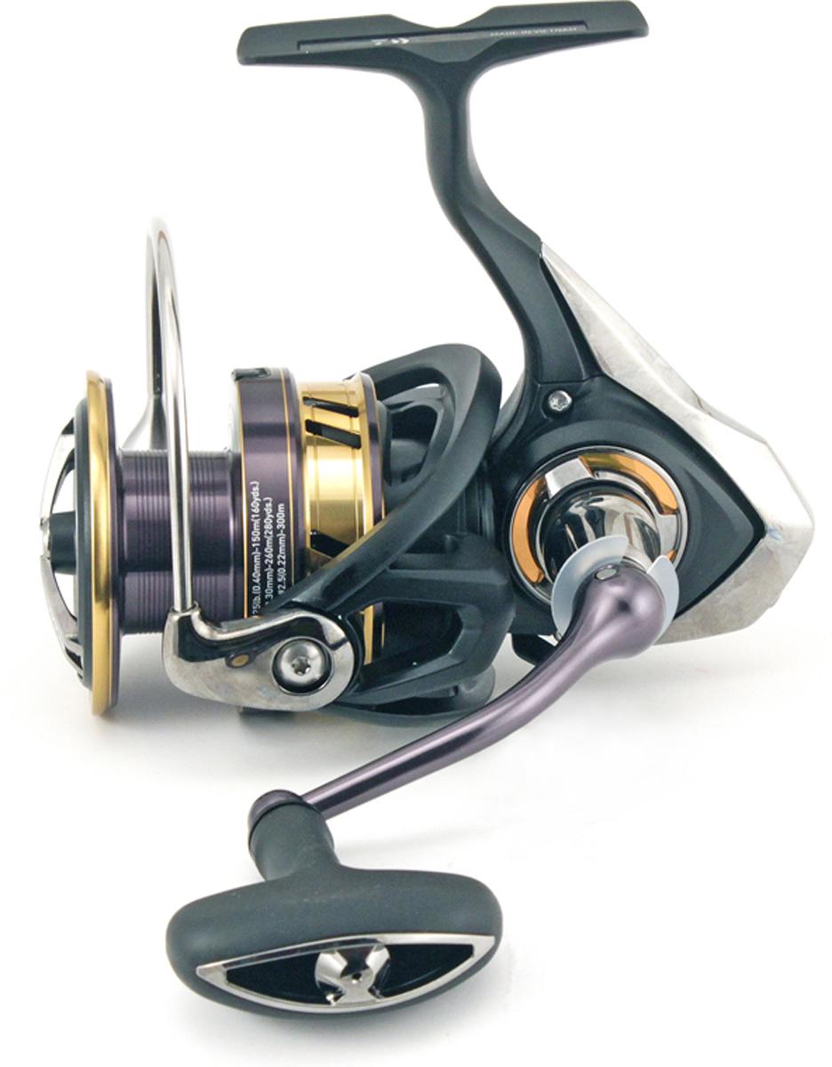 Катушка рыболовная Daiwa 17 Legalis LT 2500D, безинерционная
