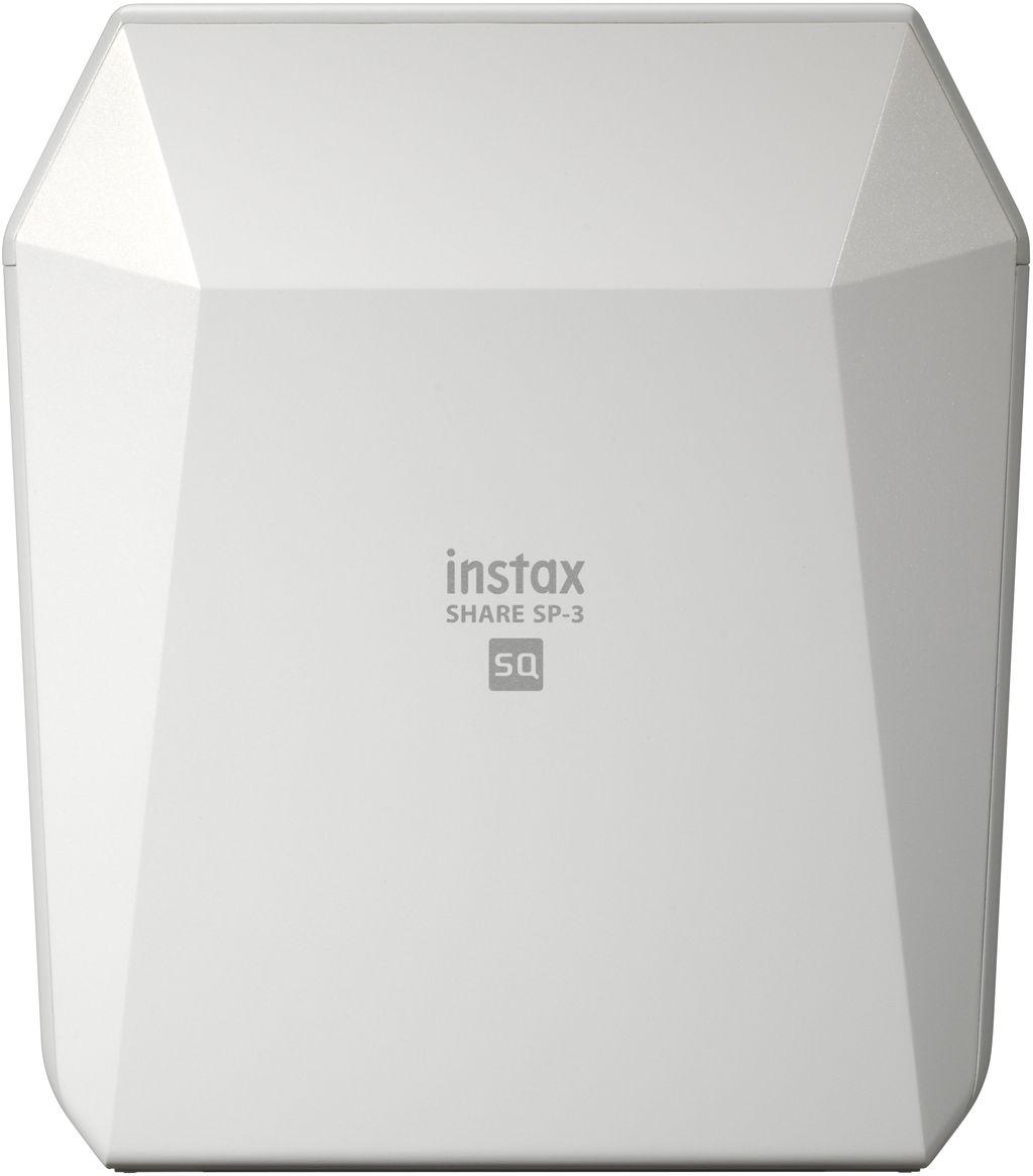 Fujifilm Instax Share SP-3, White фотопринтер