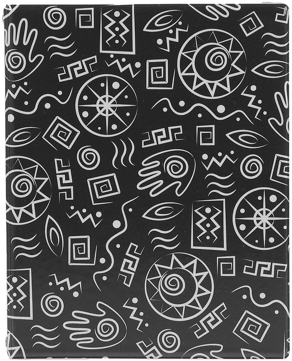 Calligrata представляет широкий ассортимент товаров для учеников, студентов, офисных сотрудников и руководителей, а также товары для  творчества.  Тетрадь со сменным блоком состоит из 80 листов в клетку. На листах нет полей.  Крепление - кольца. Формат тетради: А5.