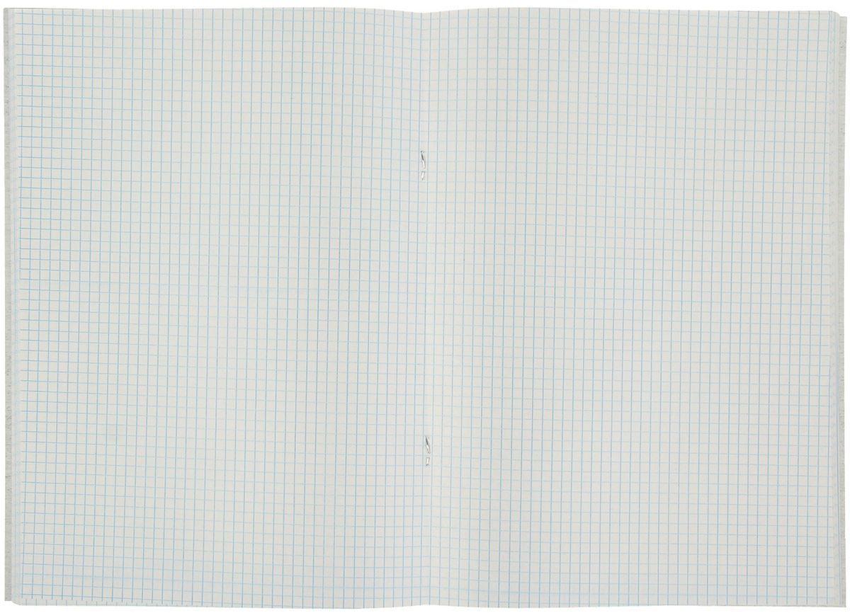 Calligrata представляет широкий ассортимент товаров для учеников, студентов, офисных сотрудников и руководителей, а также товары для творчества.  Тетрадь состоит из 96 листов в клетку. В тетради нет полей.  Крепление - скрепка.