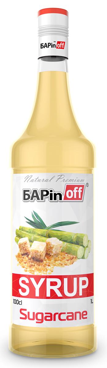 Barinoff Сироп Сахарный тростник, 1 л халиксол 30мг 10мл 100мл сироп