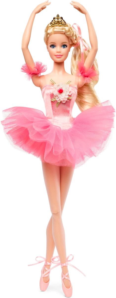 Barbie Коллекционная кукла Звезда балета куклы и одежда для кукол barbie кукла балерина шатенка 30 см