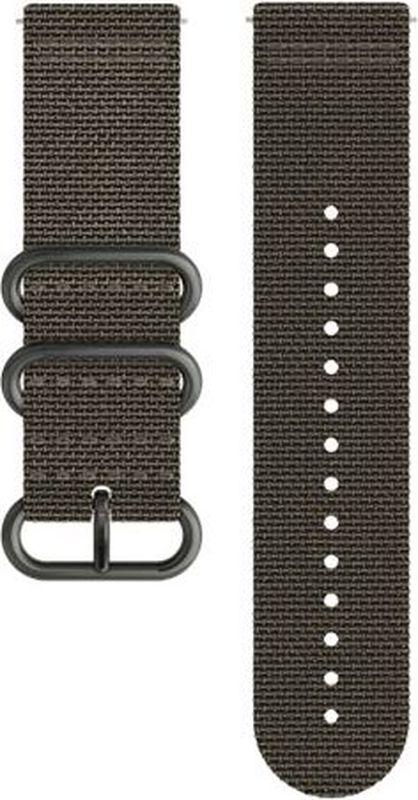 Ремешок для спортивных часов Suunto Traverse Alpha Foliage Textile Strap suunto умные часы suunto traverse black