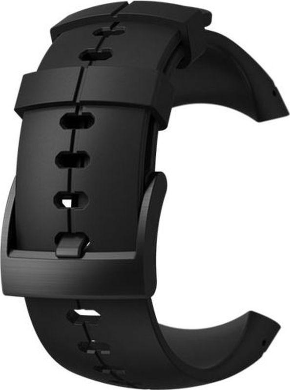 Ремешок для спортивных часов Suunto Spartan Ultra All Black Strap удлинитель ремешка для часов suunto suunto x6
