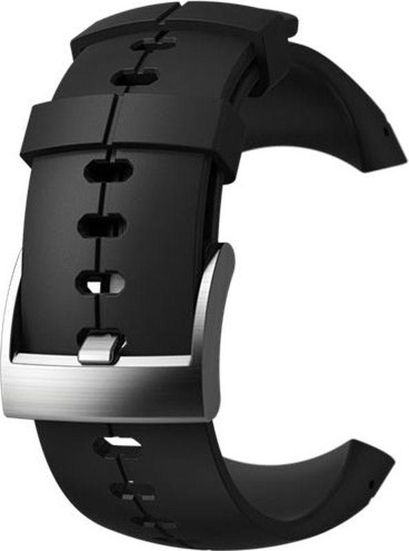 Ремешок для спортивных часов Suunto Spartan Ultra Black Strap удлинитель ремешка для часов suunto suunto x6