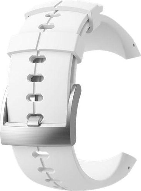 Ремешок для спортивных часов Suunto Spartan Ultra White StrapSAM-ET-YSN60MJEGRUЭто стандартный ремешок для часов Suunto Spartan Ultra. В комплект входят браслет и оси для его крепления. Подходит ко всем вариантам Suunto Spartan Ultra.