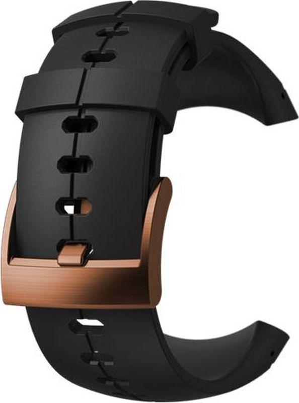 Ремешок для спортивных часов Suunto Spartan Ultra Black Copper Strapi5plusblackstrapЭто стандартный ремешок для часов Suunto Spartan Ultra. В комплект входят браслет и оси для его крепления. Подходит ко всем вариантам Suunto Spartan Ultra.