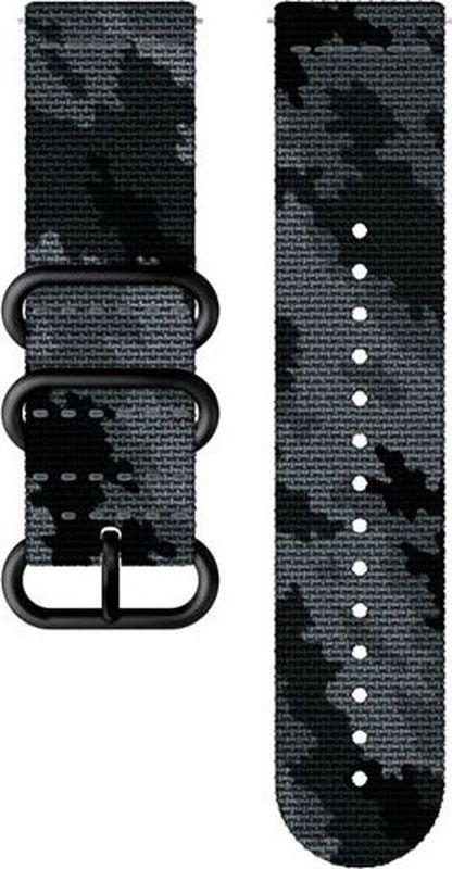 Ремешок для спортивных часов Suunto Traverse Textile Concrete Strap удлинитель ремешка для часов suunto suunto x6