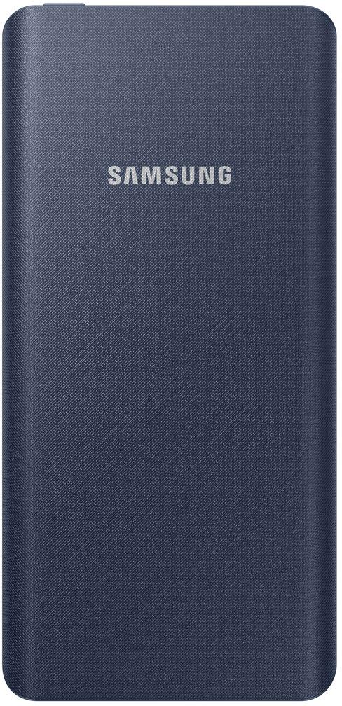 Samsung EB-P3020, Dark Blue внешний аккумулятор (5000 мАч) внешний аккумулятор samsung eb pn930csrgru 10200mah серый