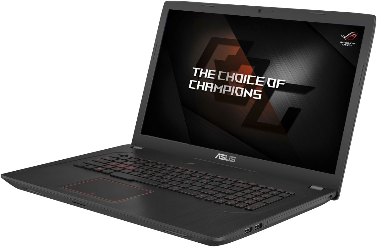 ASUS ROG FX753VD, Black (FX753VD-GC482) kingfast ssd 128gb sata iii 6gb s 2 5 inch solid state drive 7mm internal ssd 128 cache hard disk for laptop disktop