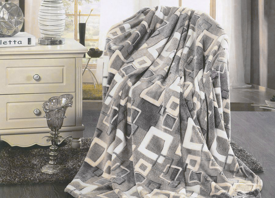 Плед ТД Текстиль Absolute, 150 х 200 см. 89559
