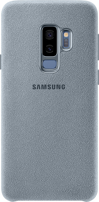 Samsung Alcantara Cover чехол для Galaxy S9+, Mint